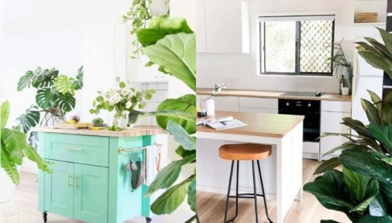 ikea kitchen island hacks