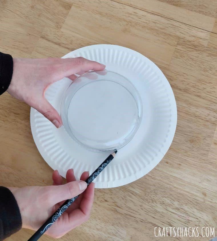 tracing bowl