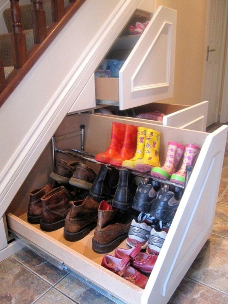 Under Stair Case storage