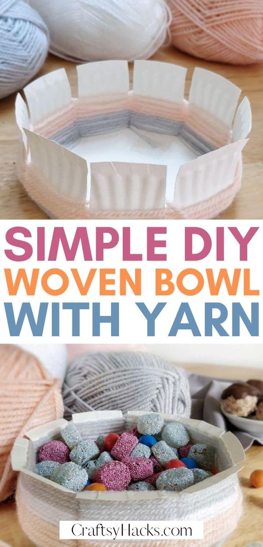 diy yarn craft