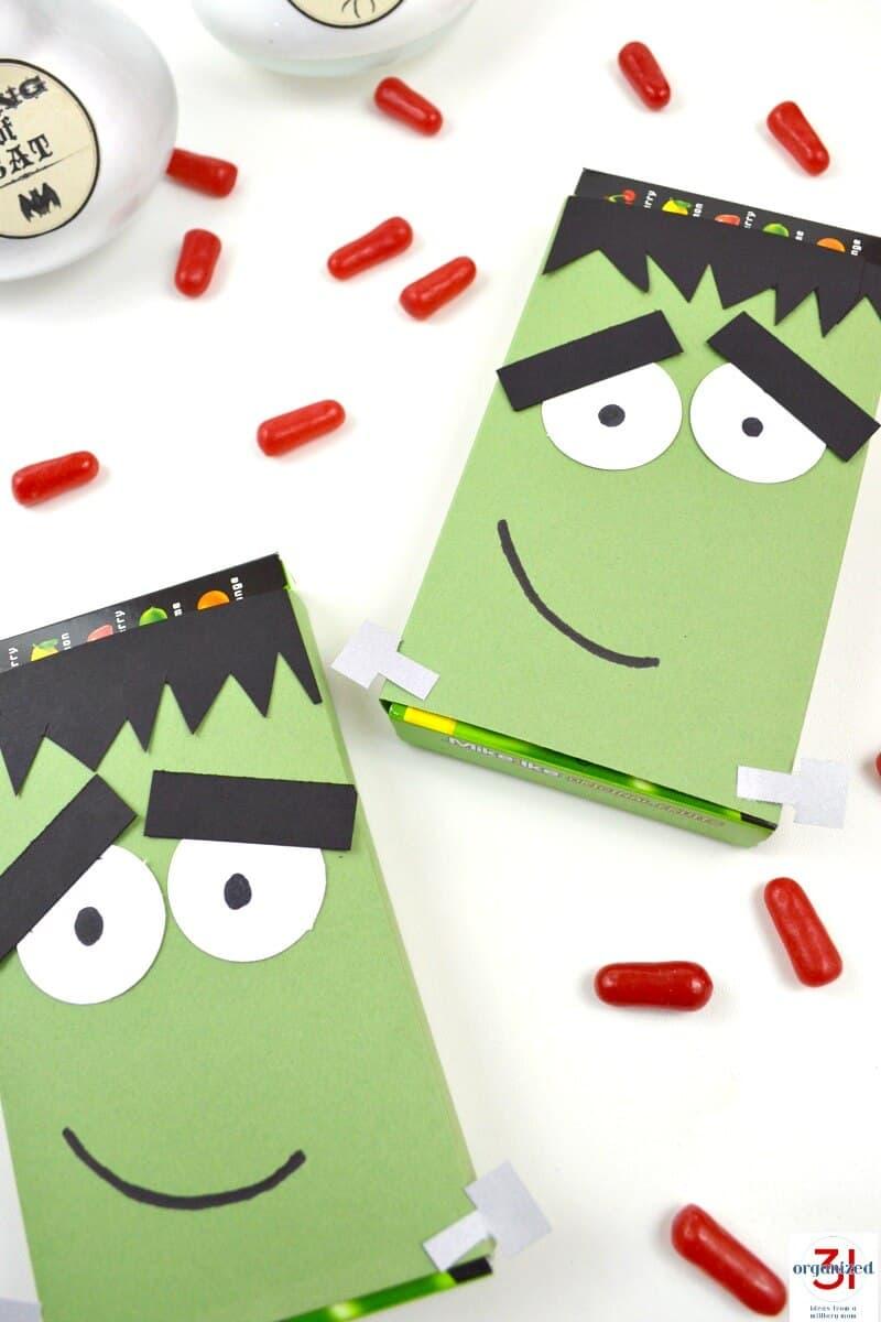 Frankenstein Candy Box