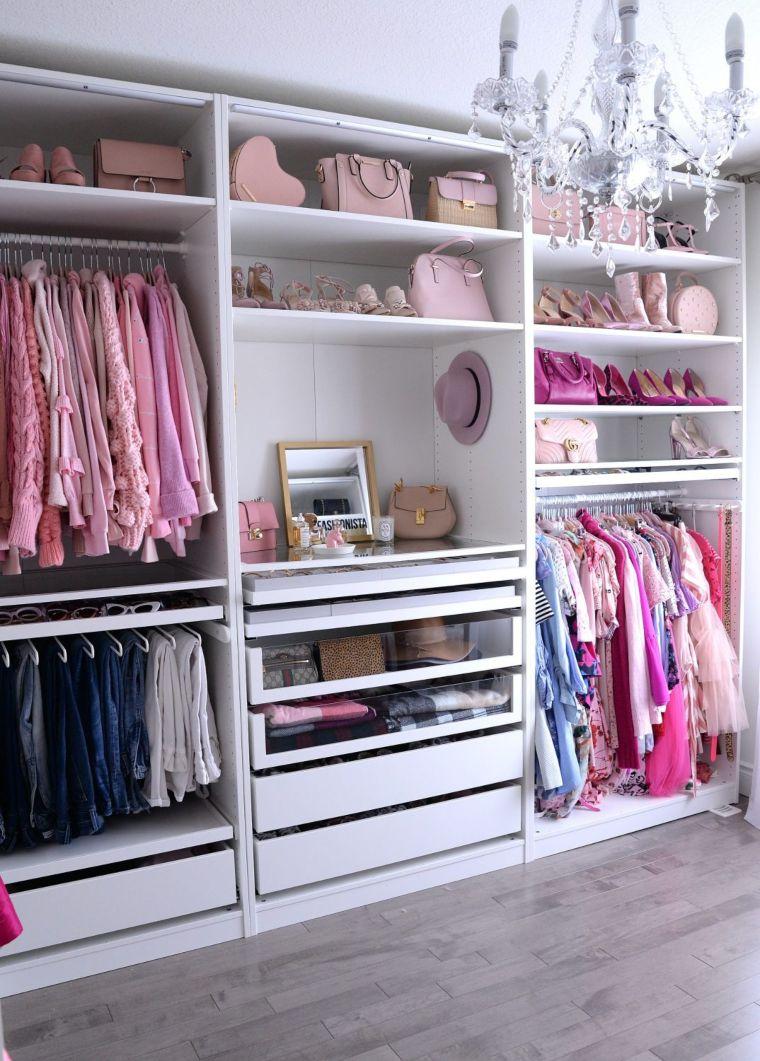 DIY Wardrobe Closet