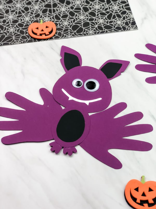 Handprint Bat