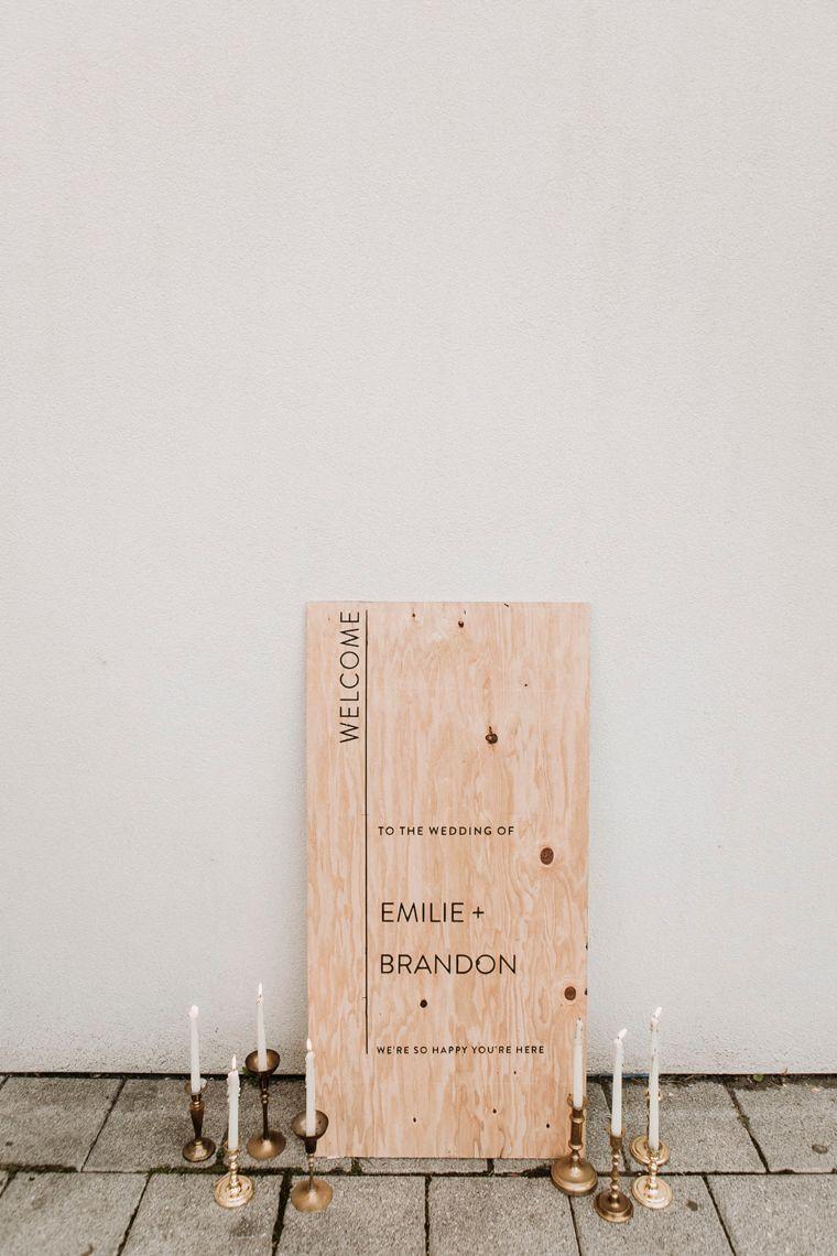 Minimalist Plywood