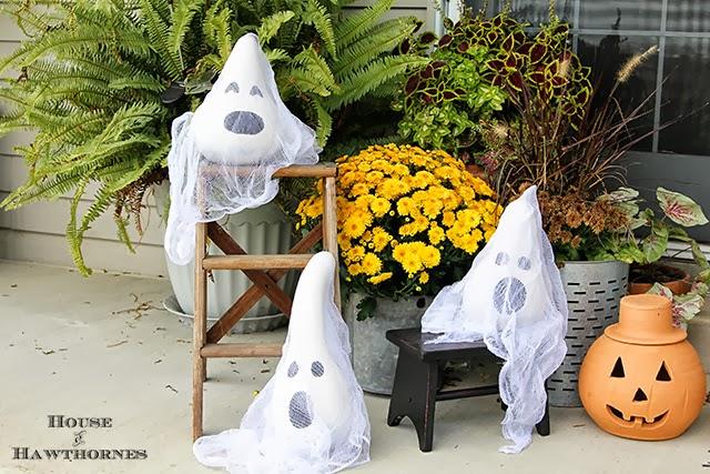 Gourd Ghosts