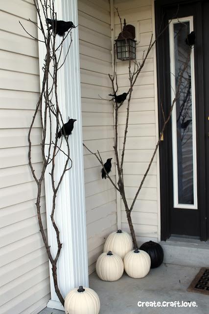 Raven Front Porch