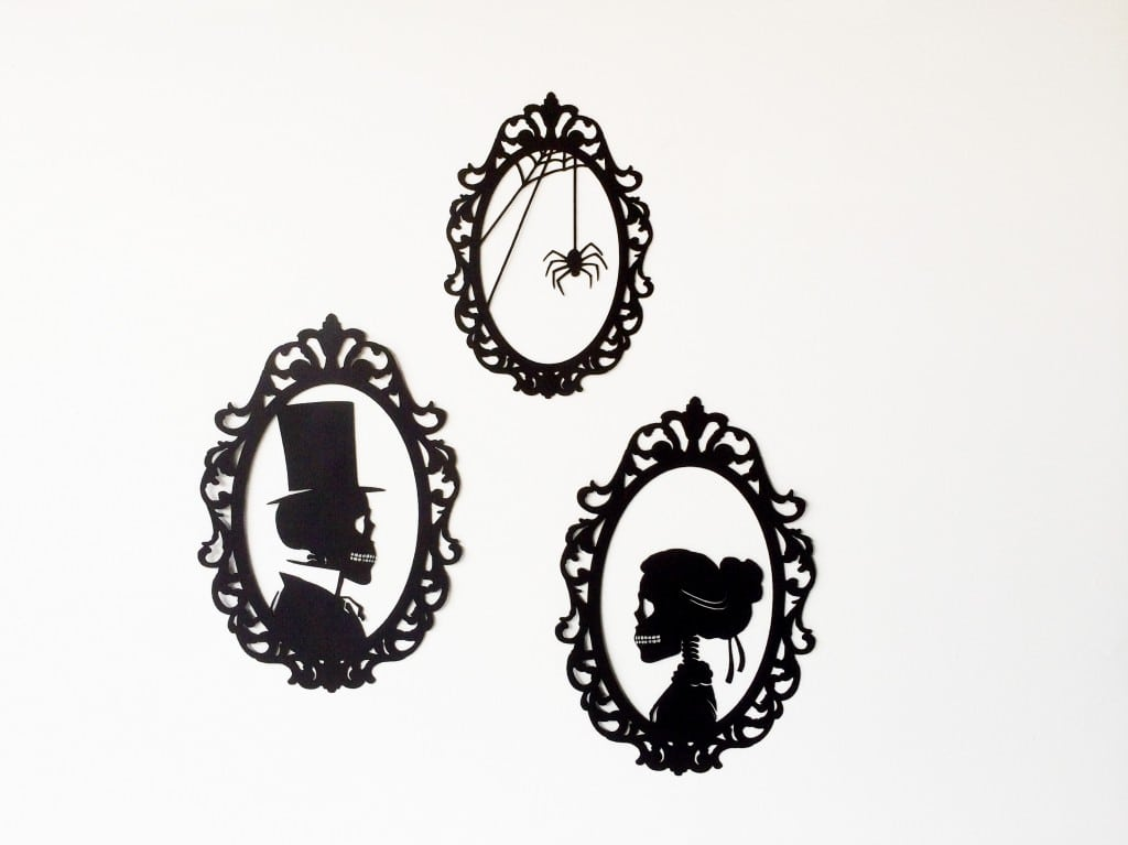 Wall Silhouettes