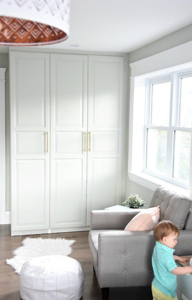 Built-In Pax Closet