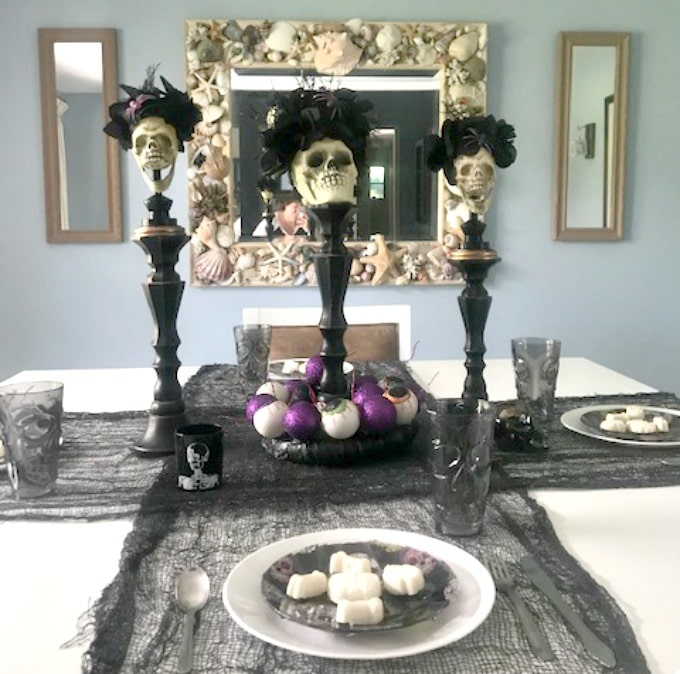 Day of the Dead Table