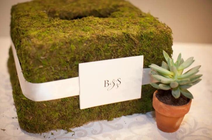 DIY Moss Bed