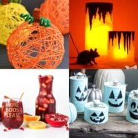 20 Easy Halloween Crafts for Adults