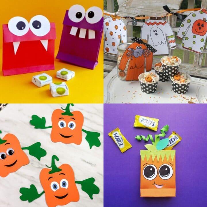 20 Spooky Halloween Paper Crafts