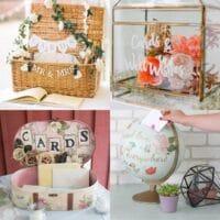 20 Wedding Card Box Ideas