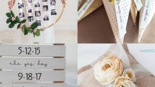 20 Wedding Craft Ideas