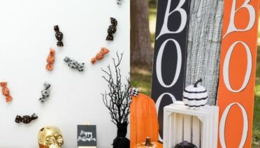 decorating for halloween ideas