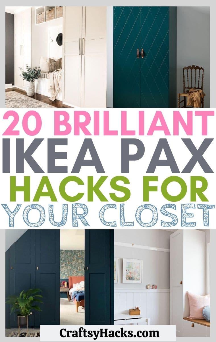 ikea pax tips