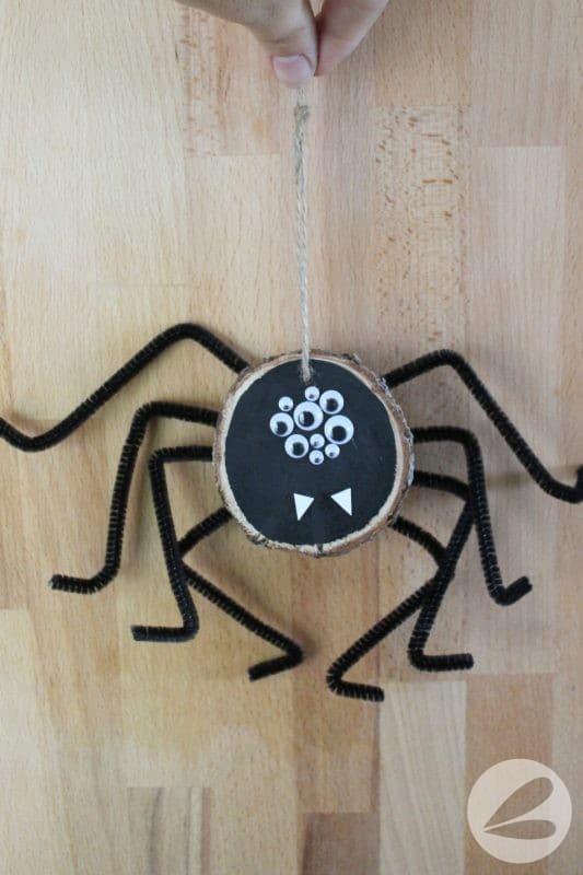 DIY Large Dancing Spider