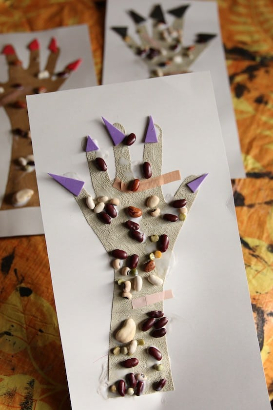 Witch's Hand Craft