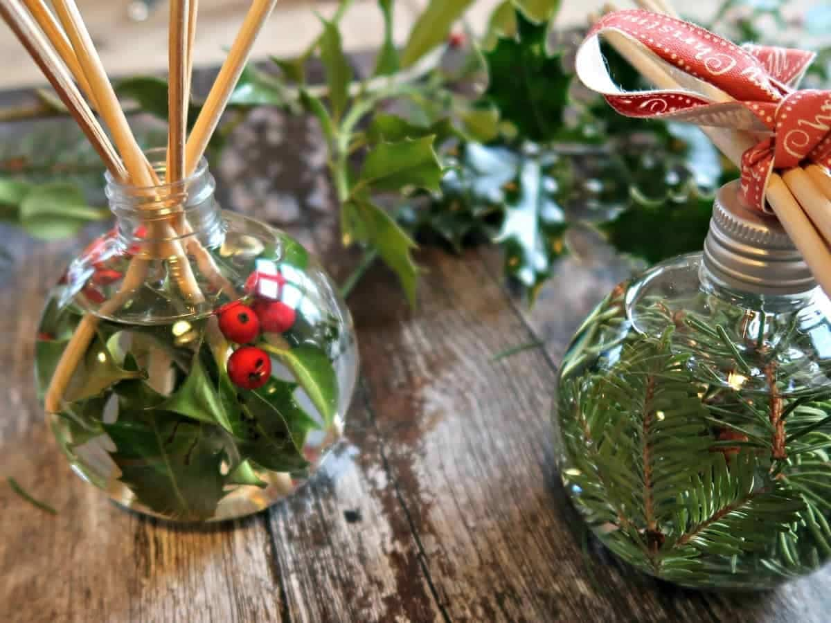 festive Reed Diffusers