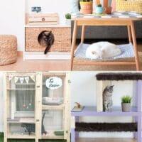 20 IKEA Hacks for Cats