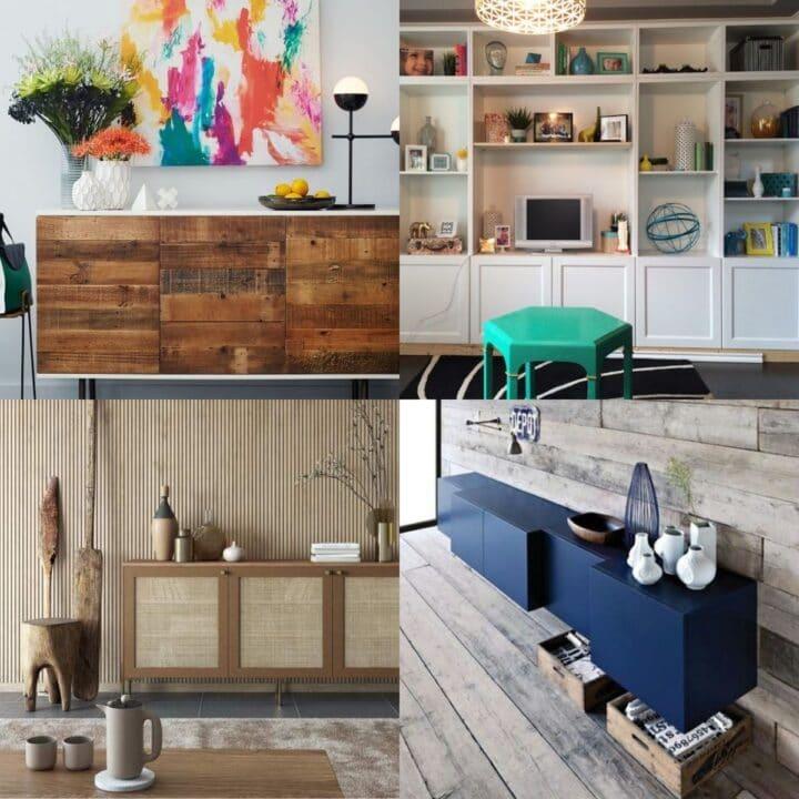 20 Trendy IKEA Besta Hacks