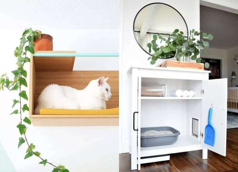 ikea furniture hacks for cats