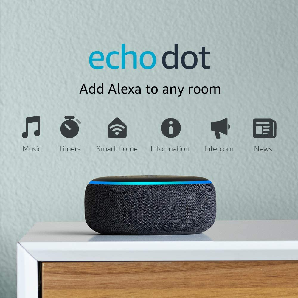 Amazon's Echo Dot