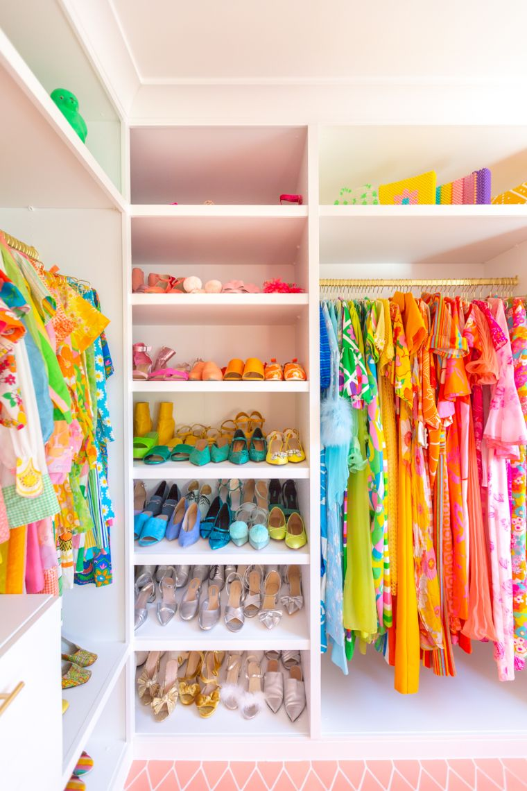 PAX Closet with Crown Mouldings