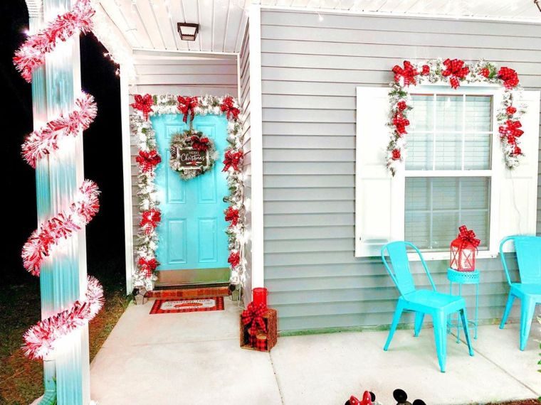 cheerful teal accents