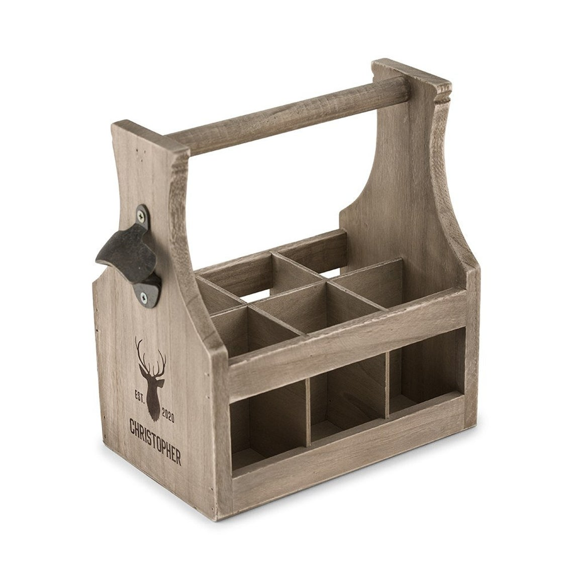 Stag Beer Caddy