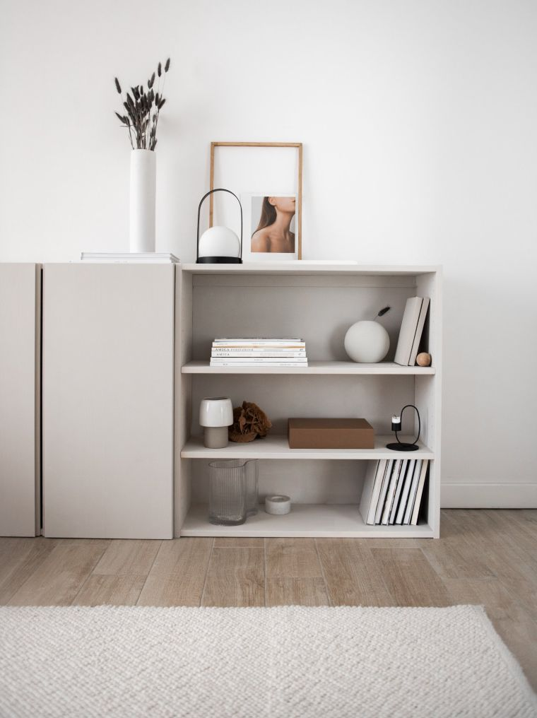 minimalistic storage
