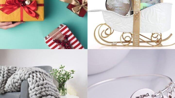 20 Christmas Gifts for Mom
