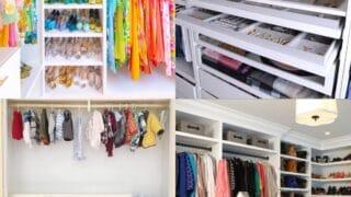 20 IKEA Closet Hacks