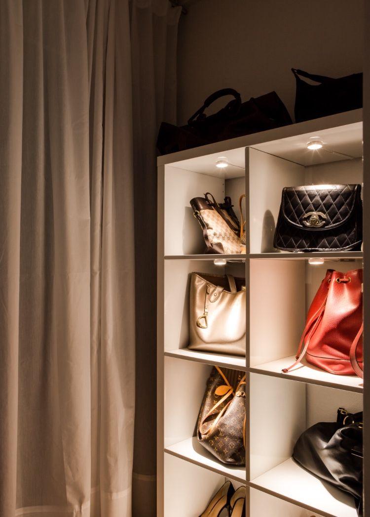 Kallax bag display