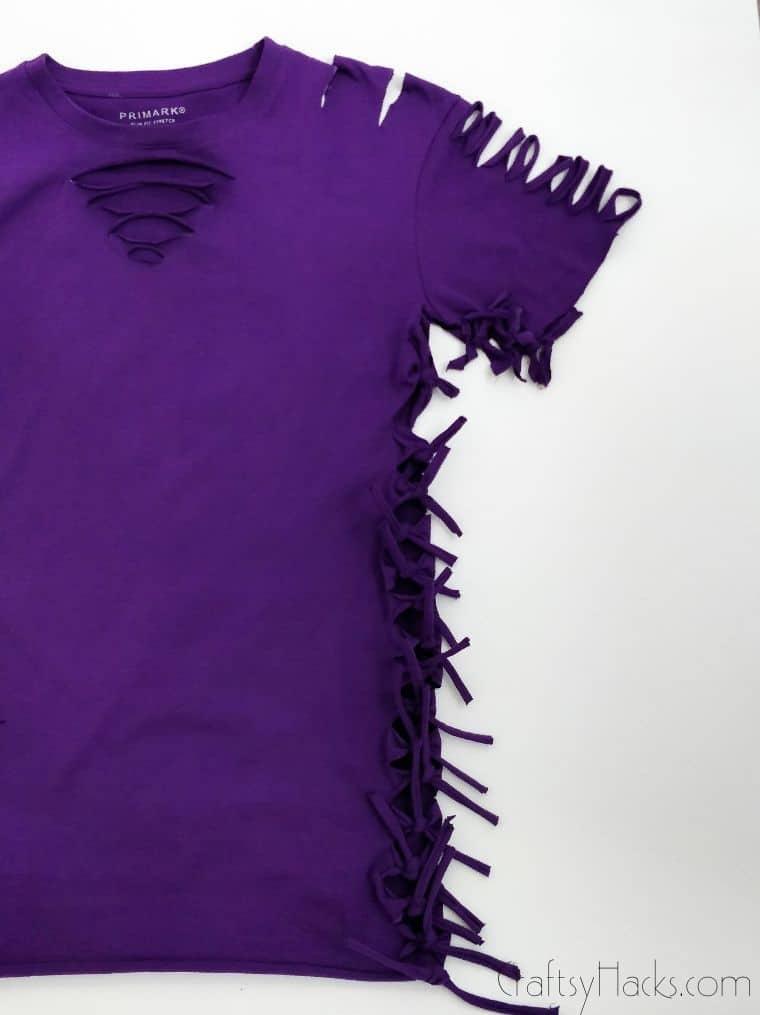 close up of shirt