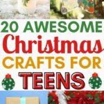 holiday teen diys