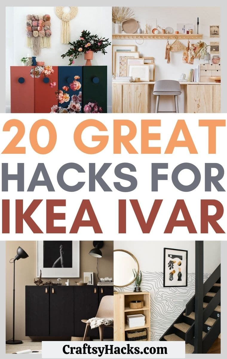 best ikea ivar hacks