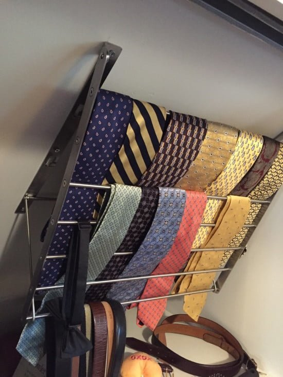 Grundtal Drying Rack for ties