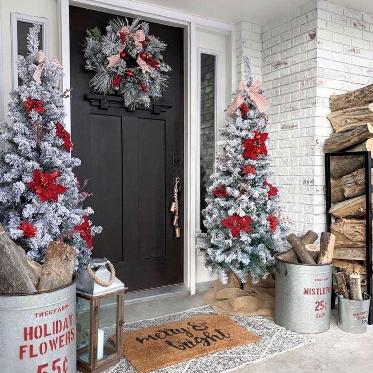 lumberjack porch