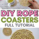 rope coaster diy