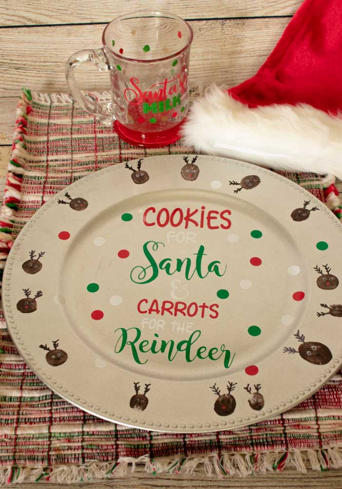 Customized Cookie Plate