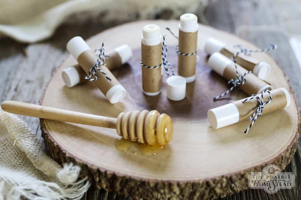 Honey Mint Lip Balm