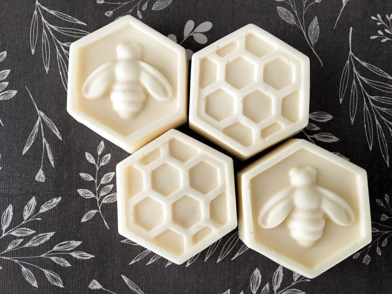 Scented Bee Soaps