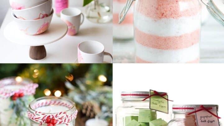 20 Cheap DIY Christmas Gift Ideas