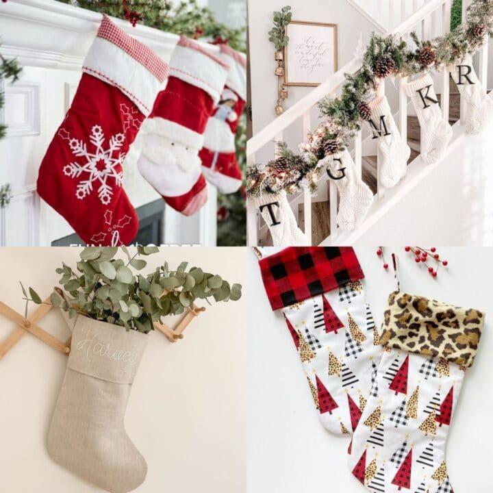20 Christmas Stocking Ideas