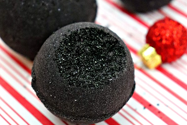 Activated Charcoal Bath Bombs