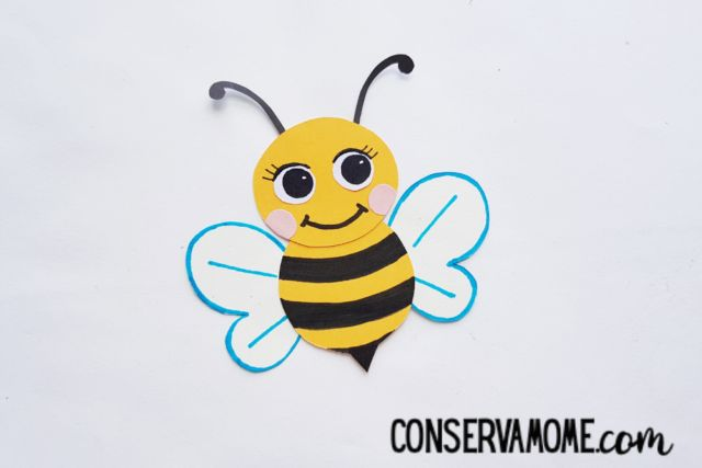 Bumblebee Puppets