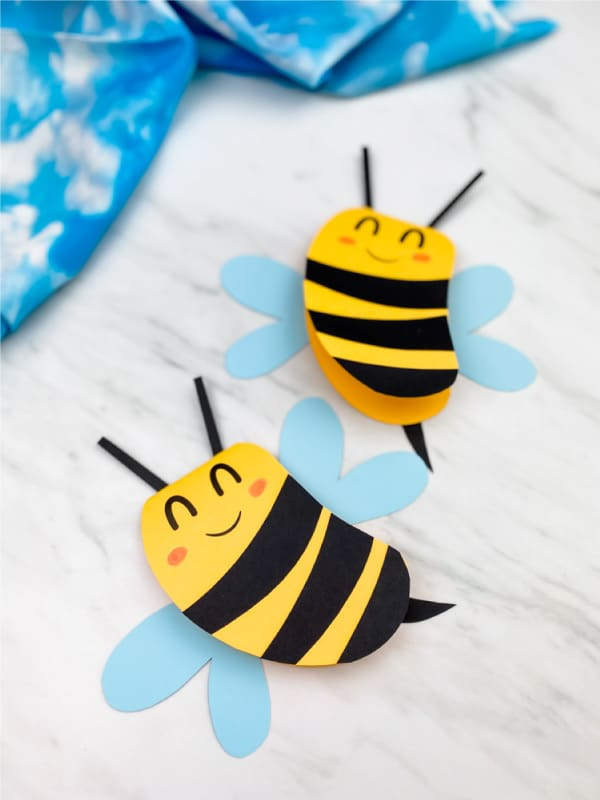 Buzzing Bee Cards