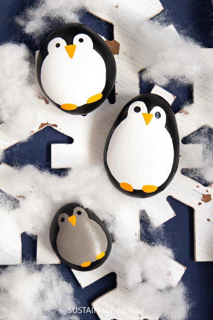 Penguin Rock Family