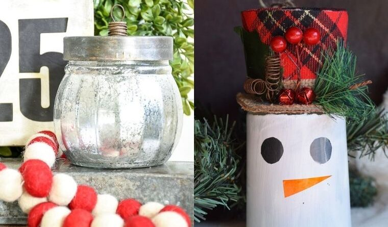 dollar store crafts for christmas